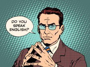 Teacher do you speak English © Fotolia