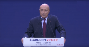 Alain Juppé © Capture d'écran Youtube