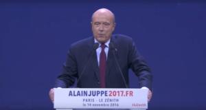 Alain Juppé © Capture d'écran Youtube