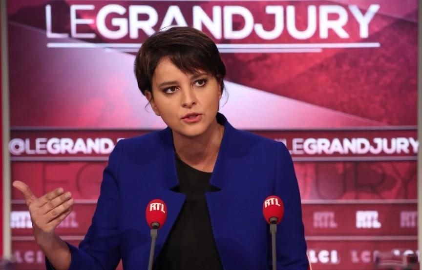 Najat Vallaud-Belkacem : «Les critiques de Fillon sont un écran de fumée»