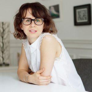 Sophie Mazet, prof d'anglais au lycée Blanqui de Saint-Ouen / Crédits : Patrice Normand/ ROBERT LAFFONT