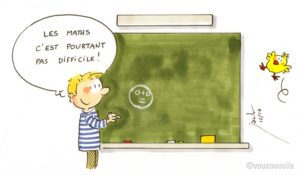 dessin humour maths