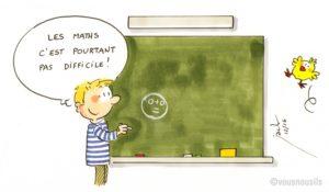dessin humour maths