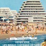 Exposition «Tous à la plage !» : les villes de bord de mer à l'honneur à la Cité de l'Architecture
