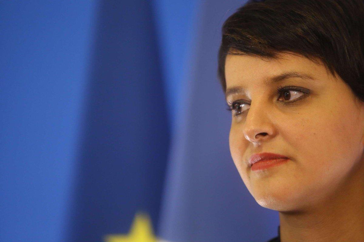 Najat Vallaud-Belkacem : «Manuel Valls, le choix de la responsabilité»
