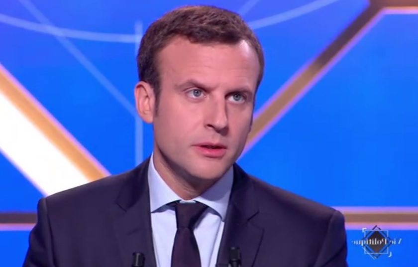 Emmanuel Macron veut supprimer 120 000 postes de fonctionnaires