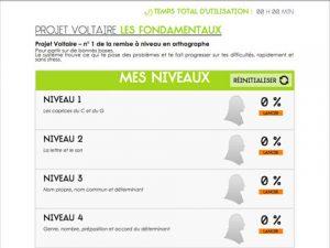 Projet Voltaire / Les Fondamentaux