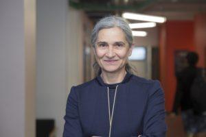 Sylvie Bonnet, présidente de l'UPS