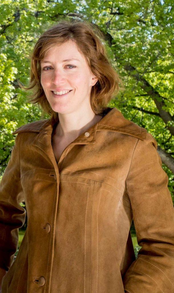 Karine Mauvilly / (C) Eugénie Baccot