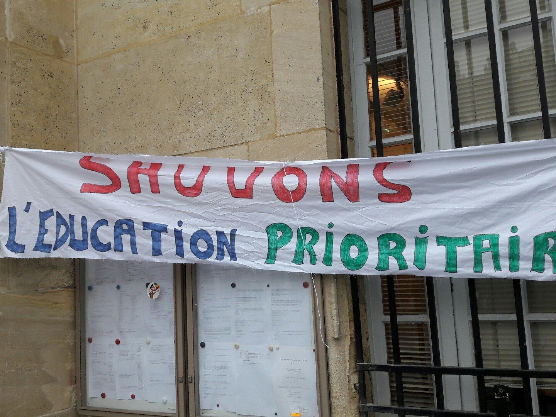 «Touche pas ma ZEP» : les lycées d'éducation prioritaire poursuivent leur mobilisation