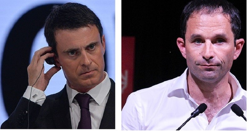 Interviews Hamon/Valls : leur programme éducation