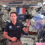 Dans l'espace, Thomas Pesquet mène des expériences pour faire avancer la médecine