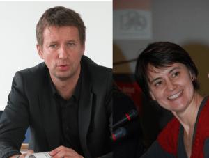 Yannick Jadot et Nathalie Arthaud / Licence CC / Wikimedia