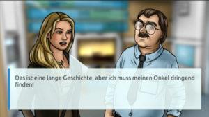 Lernabenteuer Deutsch – Ein rätselhafter Auftrag / Un jeux sérieux pour apprendre l'allemand / Goethe Institute