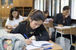 étudiants concours