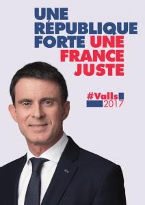 Programme de Manuel Valls pour l'élection présidentielle 2017 / manuelvalls.fr
