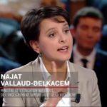Education : duel enflammé entre Najat Vallaud-Belkacem et Marine Le Pen sur France 2