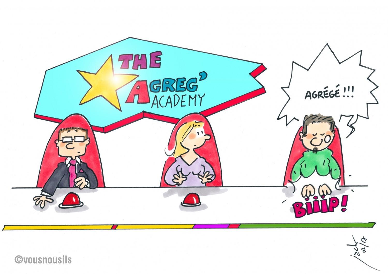 Pour remplacer l'agreg, «La Nouvelle star des enseignants» bientôt sur les écrans ?