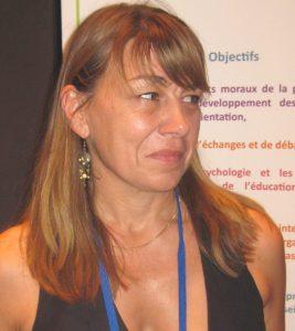 Sylvie Amici, conseillère d'orientation-psychologue et présidente de l'Acop-F