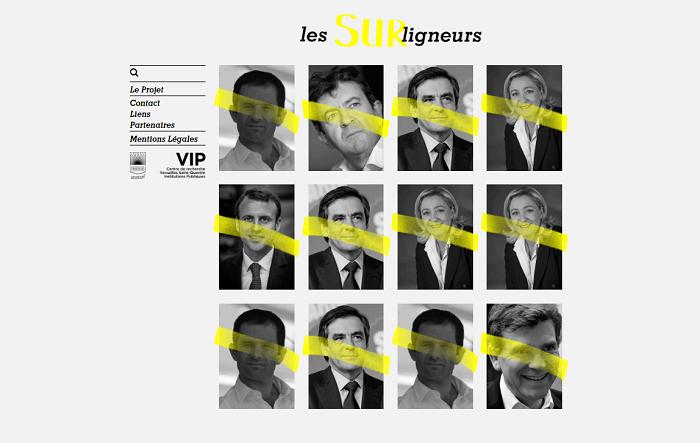 """""""Les Surligneurs"""" : des universitaires vérifient les propositions des candidats à la présidentielle"""