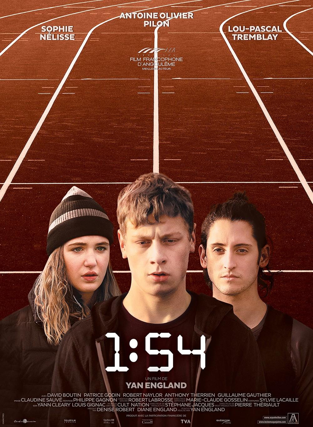 Film 1:54 : «tant qu'on ne vit pas le harcèlement scolaire, il est difficile de comprendre»