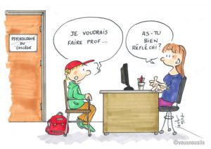 dessin humour psychologue