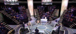 Le débat de TF1 en vue de l'élection présidentielle du 20/03/2017