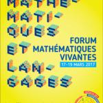 Forum Mathématiques vivantes : faites entrer les maths contemporaines dans votre classe