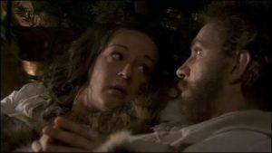 Guenière et Lancelot / Capture d'écran © M6 © M6 / Kaamelott