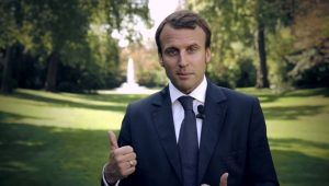 Emmanuel Macron / Gouvernement français / Wikimedia / Licence CC
