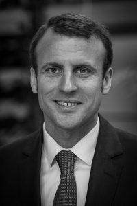 Emmanuel Macron / Wikimedia / Photo Claude TRUONG-NGOC / Licence CC