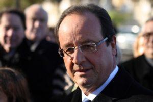 François Hollande-crédits photo : Rémi Jouan