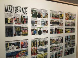 """Master Race, de Bernard Krigstein / """"Shoah et BD"""""""
