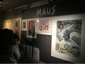 """""""Maus"""", d'Art Spiegelman (1986)"""