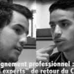 Les élèves experts : de retour du Canada