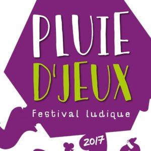 La 1ère édition du festival Pluie d'Jeux aura lieu les 6 et 7 mai (© FéLuDe)