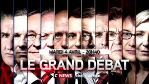 Pour vous, quel candidat s'est révélé lors du GrandDébat ? © @CNEWS