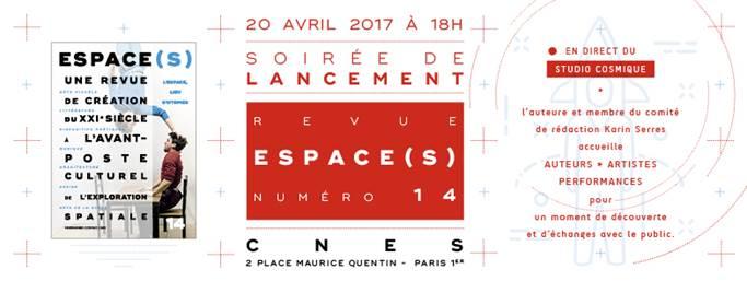Une soirée «Espace, lieu d'utopies» organisée au CNES