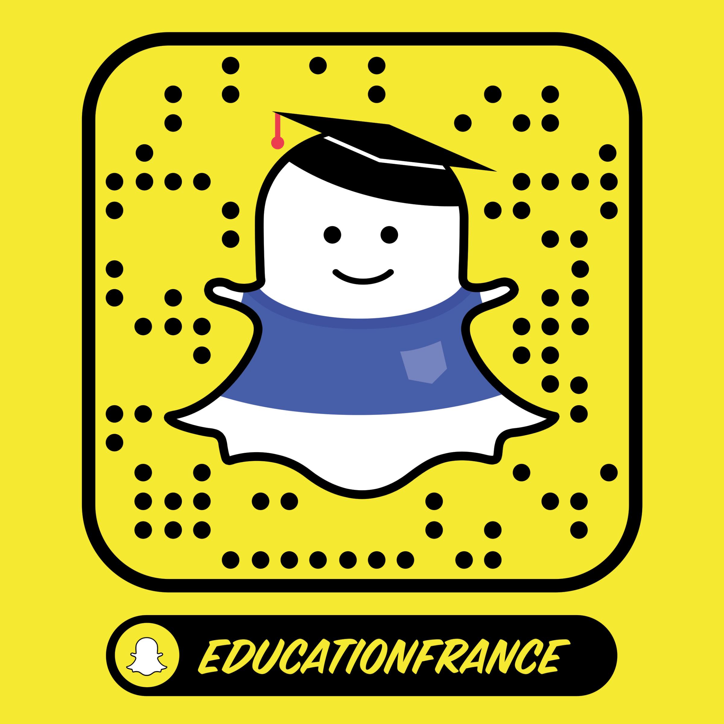 #DéfiSnapBac : Le défi Snapchat de l'Éducation nationale