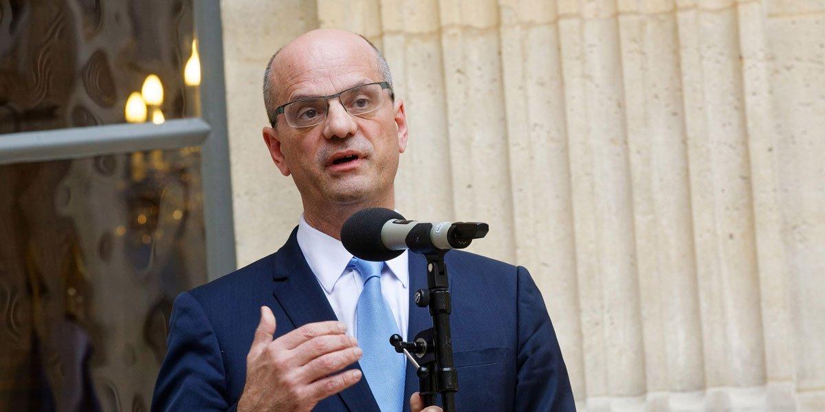 Jean-Michel Blanquer : «Je suis le ministre des professeurs»