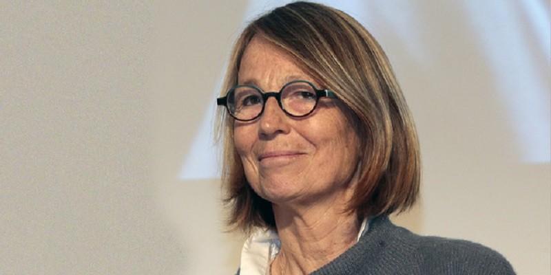 Françoise Nyssen, première femme éditrice ministre de la Culture