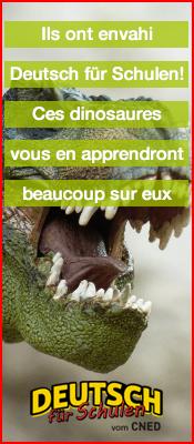 Ils ont envahi Deutsch für Schulen! Ces dinosaures vous en apprendront beaucoup sur eux  - Ressources gratuits en allemand