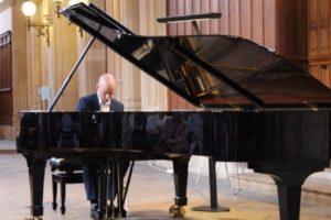 Sylvain Bottineau-concert à la Cour d'Appel de Dijon