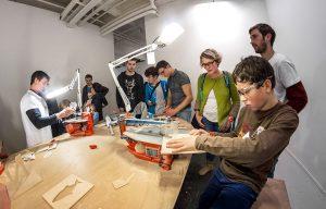 atelier créatif maker faire
