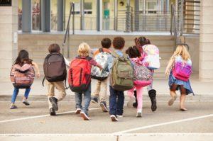 école primaire rythmes scolaires