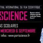 Festival Pariscience 2017 : dès septembre, inscriptions ouvertes pour les enseignants