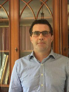 Stéphane Seuret, président de la Société Mathématique de France (SMF)