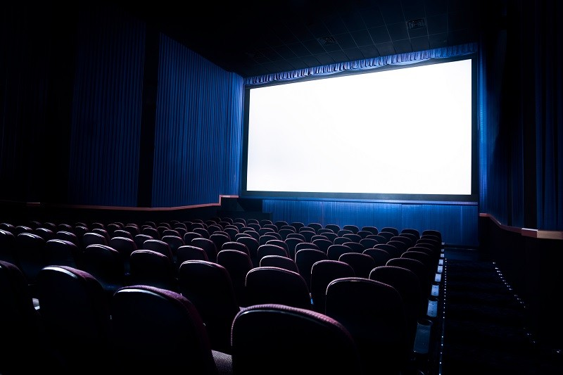 cinema/shutterstock
