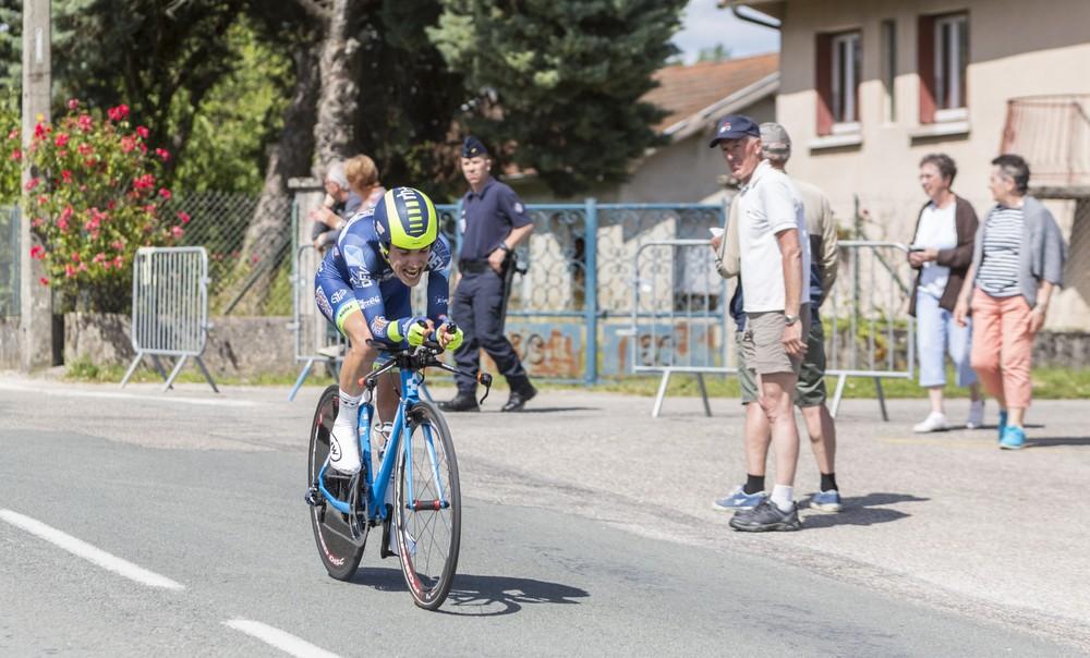 Guillaume Martin, coureur du Tour de France, spécialiste de Nietzsche