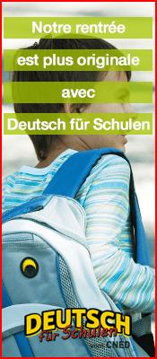 Notre rentrée est plus originale avec Deutsch für Schulen - Ressources gratuits en allemand